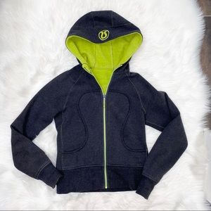 Lululemon Scuba Sweatshirt size 6